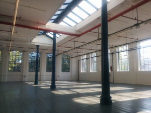 studios before partitioning