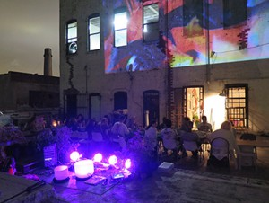 Artists' Dinner @ Mothership NYC_lores