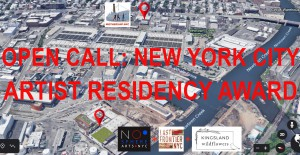 We offer a month-long residency free of charge to one talented international artist or curator. Selected by a committee of peers, the award winner will spend their time on board Mothership NYC in Brooklyn developing a creative project for presentation to the NYC audience under the aegis of NOoSPHERE Arts, an artist-led nonprofit organization.